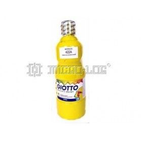 Témpera colores 500 ml, AMARILLO