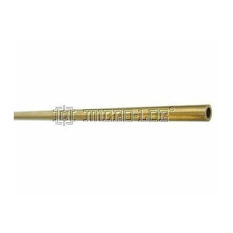 Tubo latón 4 6mm L24cm