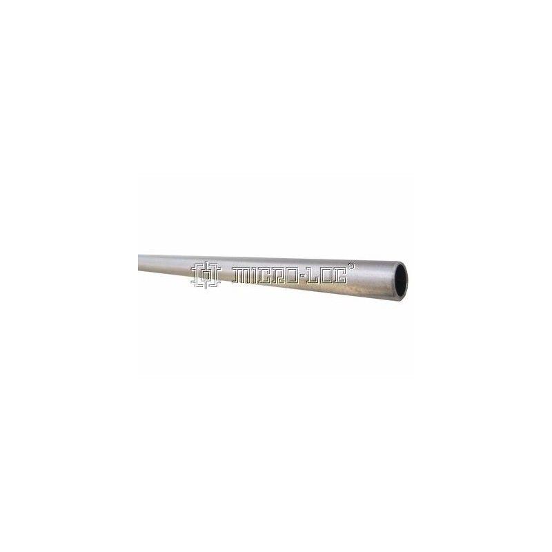Tubo Aluminio 8 10mm L 24cm