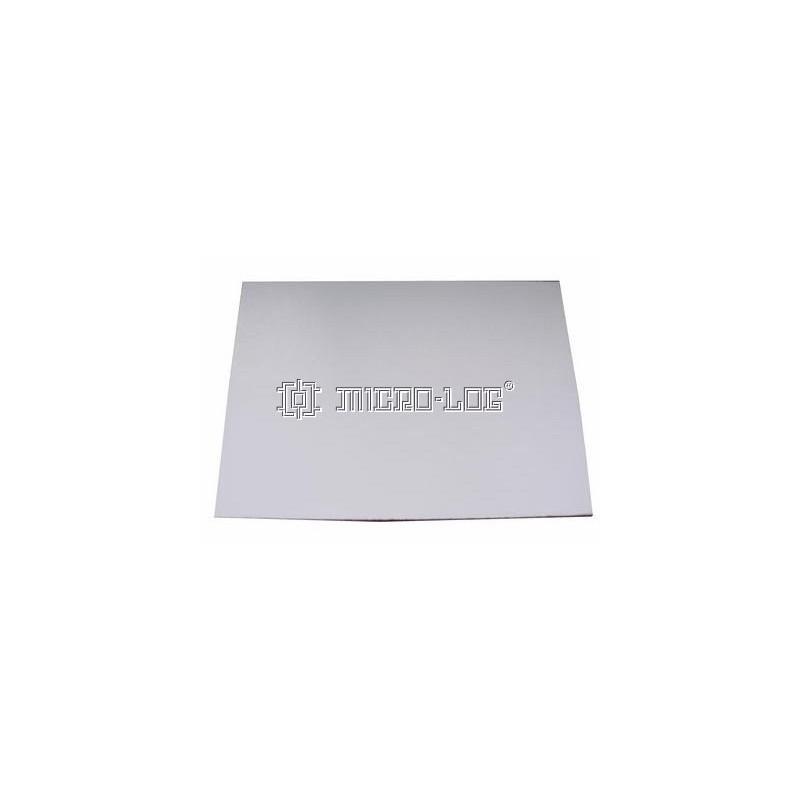 Cartón pluma de 250 x 3 x 350 mm
