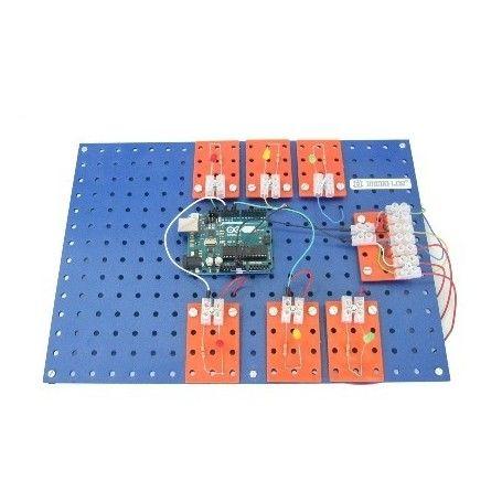 Entrenador Arduino MINIKITS (con Arduino)