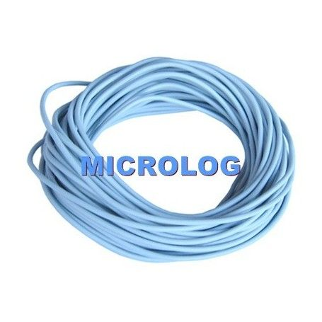 10 Metros de cable de 0,8 mm2 GRIS