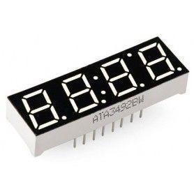 Display de 4 dígitos