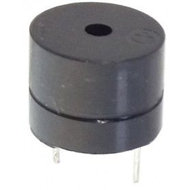 Zumbador piezo eléctrico activo para C.I.