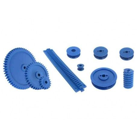 Pack de 10 componentes mecánicos módulo 1
