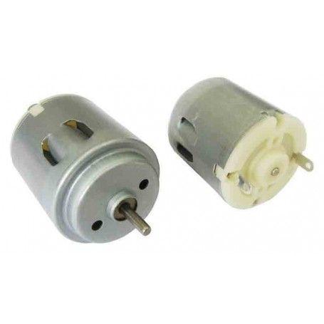 Minimotor 6V eje 2 mm.