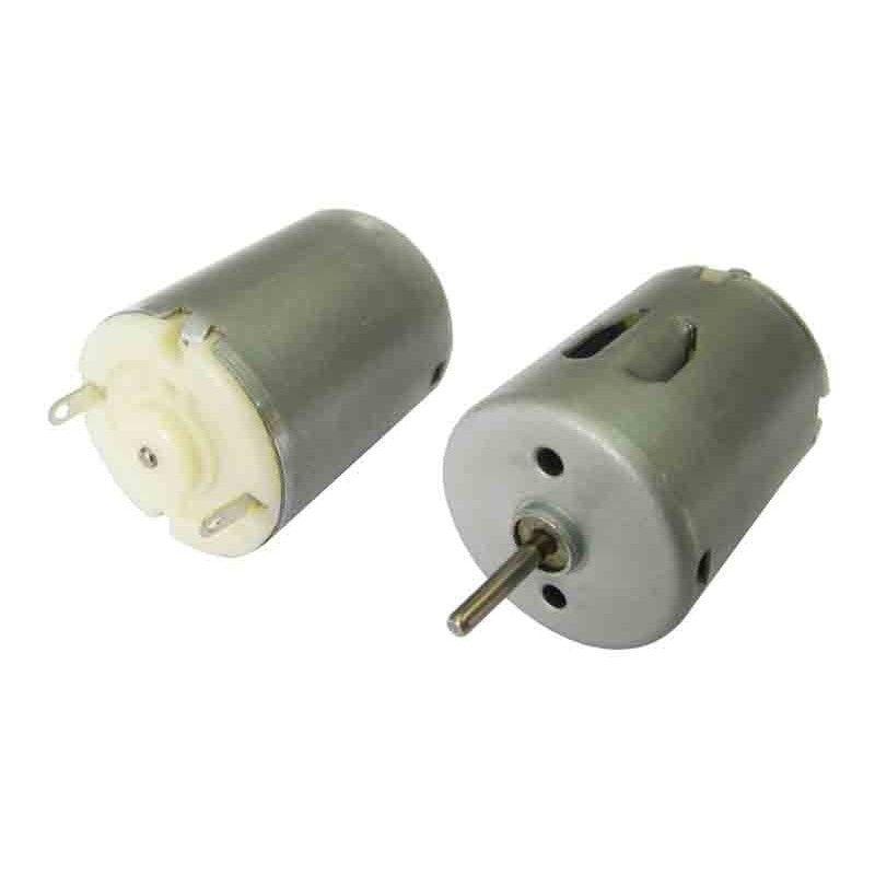 Motor 9v eje 2 mm