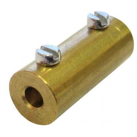 Alargador para ejes de 3 mm.