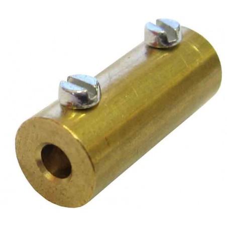 10 Alargadores para ejes de 3 mm.