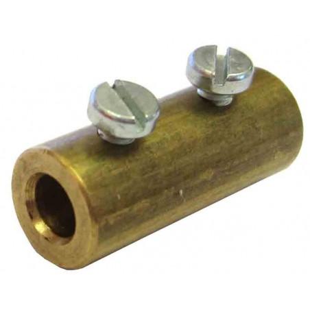 10 Alargadores para ejes de 4 mm.