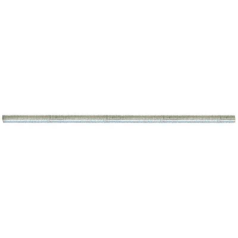 Barra roscada M4 longitud 24 cm.