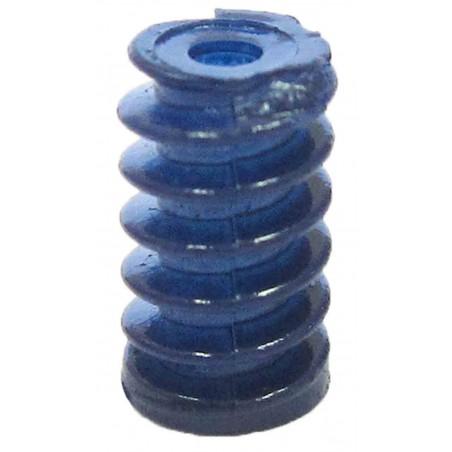 10 Tornillos sinfín plástico módulo 0,5
