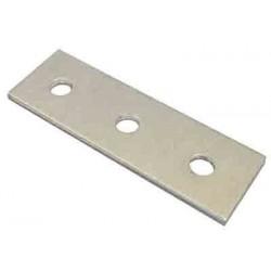 Tira aluminio 3 agujeros