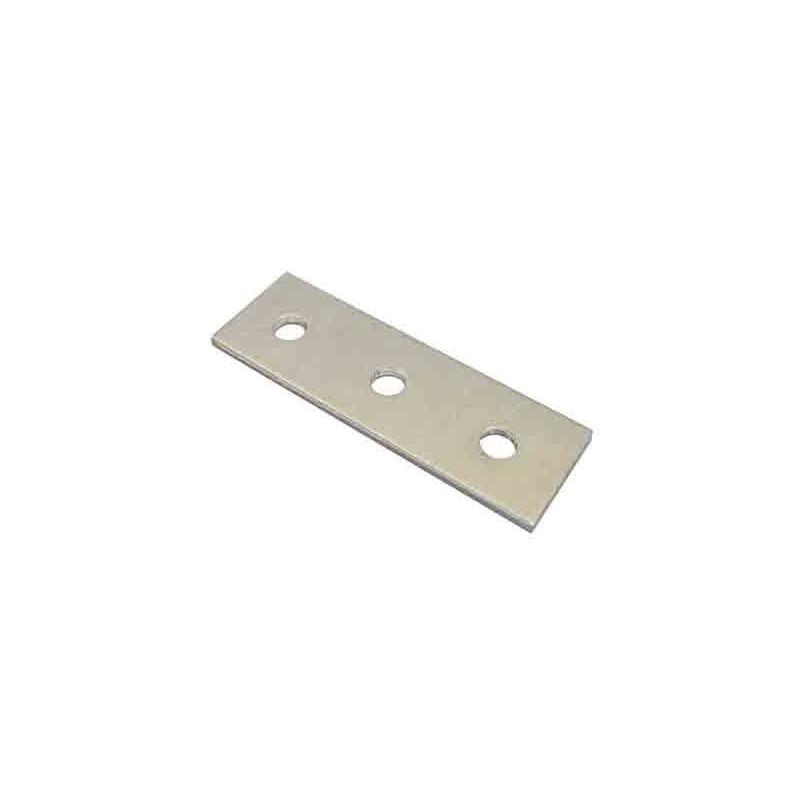 Perfiles aluminio 3 perforaciones
