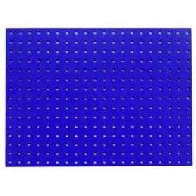 Foam PVC azul perforado