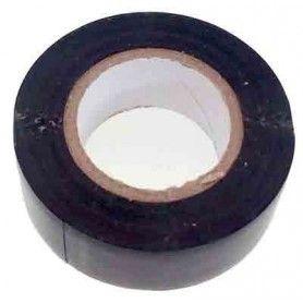 10 Rollos de cinta aislante NEGRA
