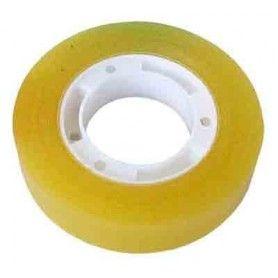 10 Rollos de cinta de celo 33 x 12 mm.