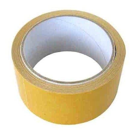 Rollo 5 m. cinta adhesiva por ambas caras, de 50 mm.