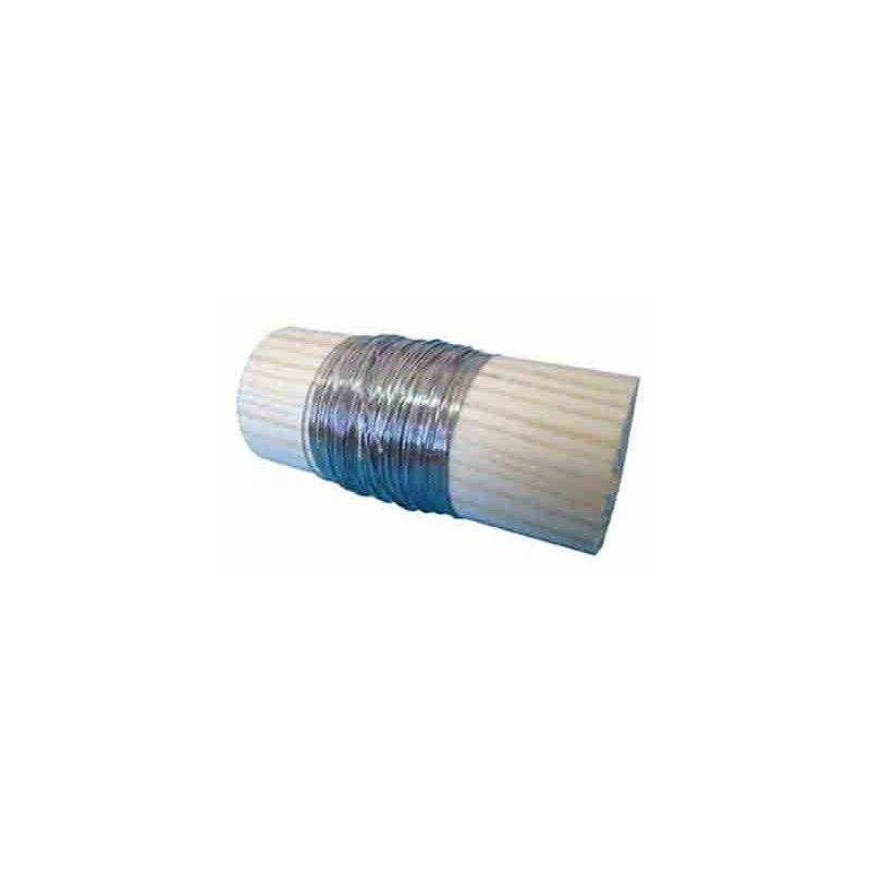 hilo rígido de nicrom 0,2 mm
