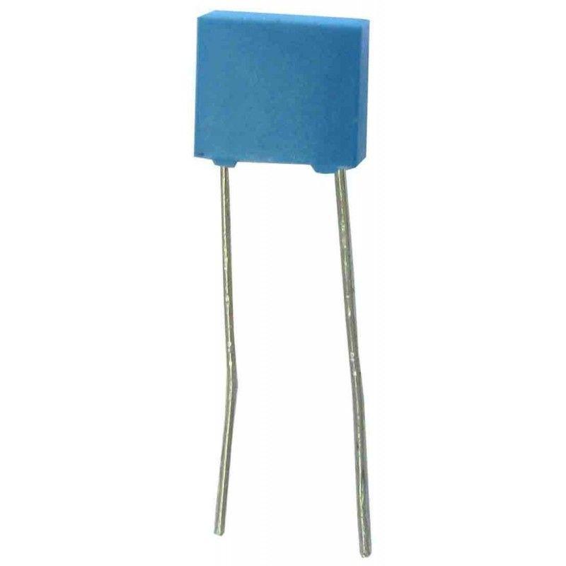 Condensadores de poliéster 100 nanofaradios
