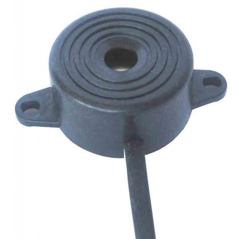 Zumbador piezo - eléctrico (3 - 24V.)