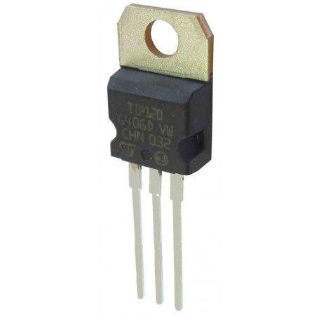 10 Transistores Darlington NPN TIP120