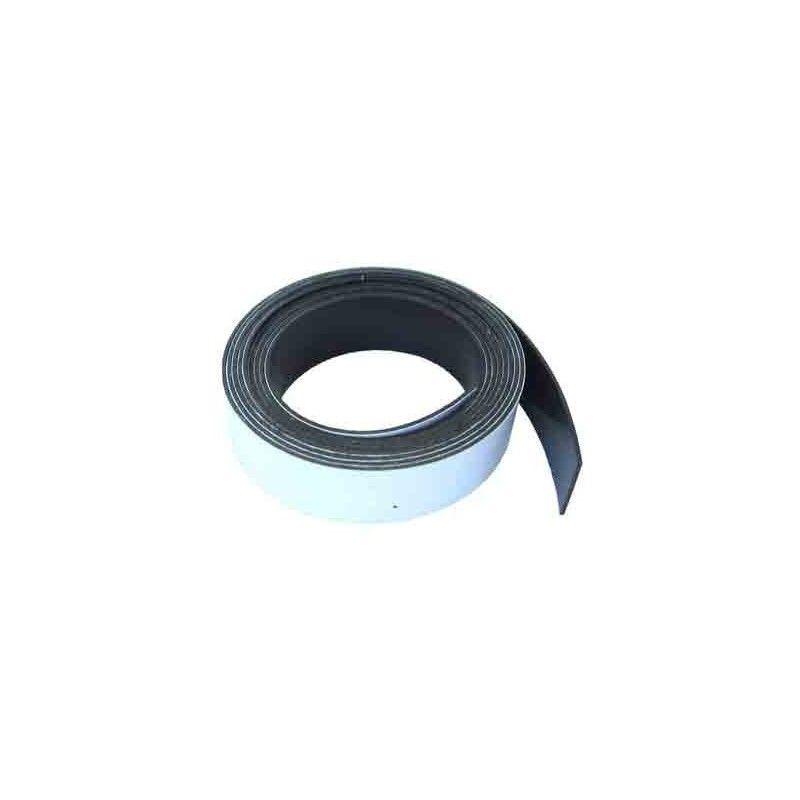 cinta de imán flexible 10 mm