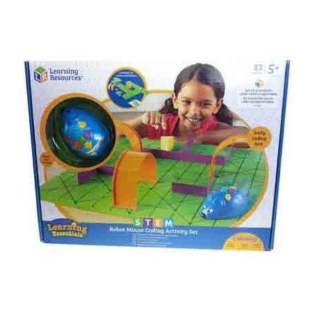 Robot mouse + set de actividades