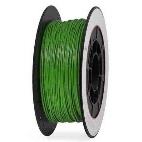 Bobina 1 Kg. PLA verde filamento 1,75 mm.