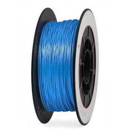 Bobina 1 Kg. PLA azul filamento 1,75 mm.