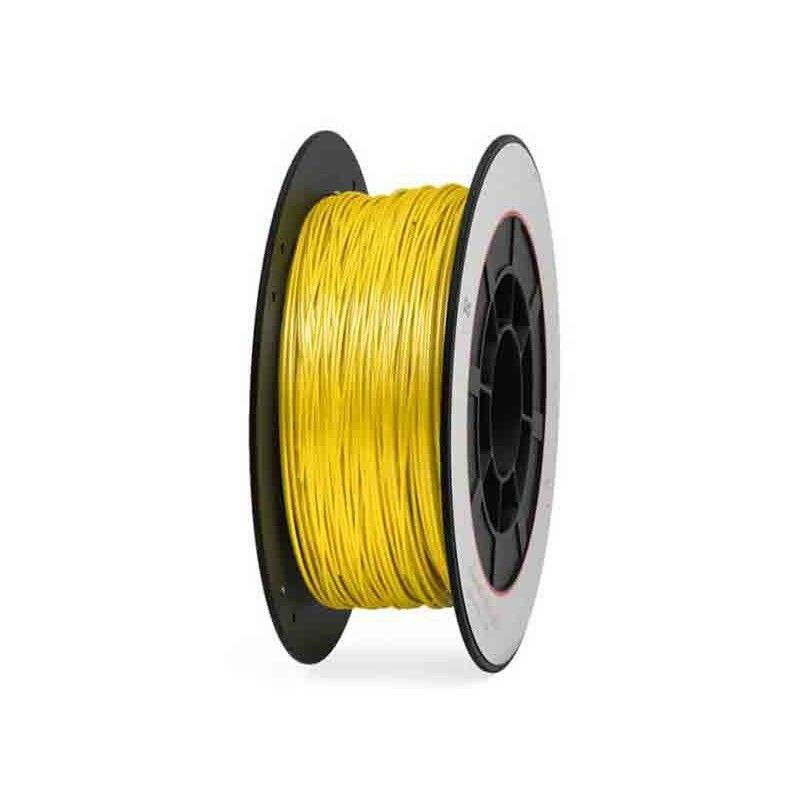 PLA amarillo filamento 1,75 mm