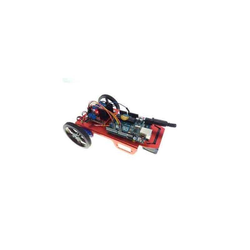 COCHE ROBOT SENCILLO