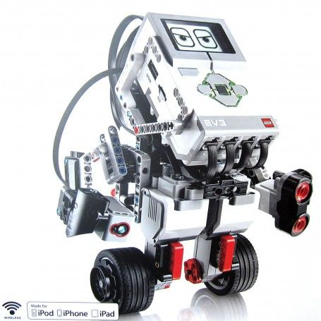 Lego mindstorms EV3 educativo + software