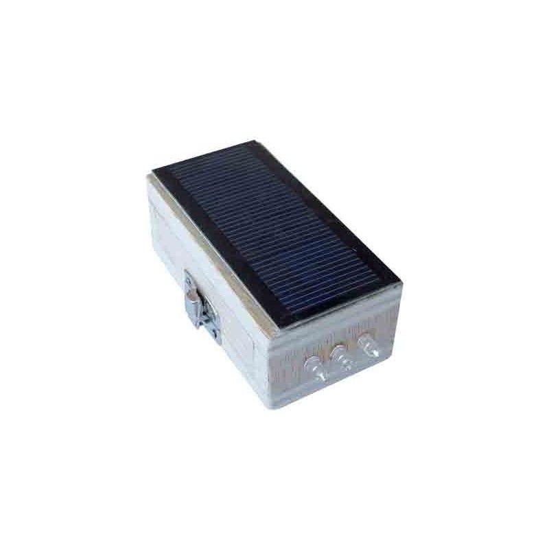 KIT Linterna solar
