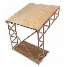 KIT Marquesina de madera