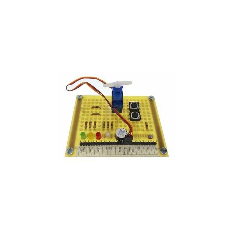 KIT Minientrenador Arduino para montar