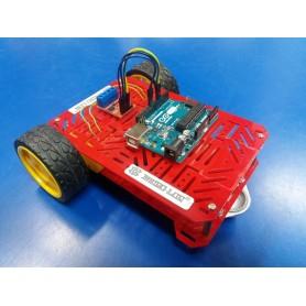 Programación de un coche sencillo con Arduino