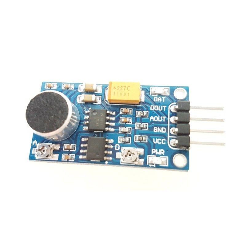 Sensor de Sonido para Arduino