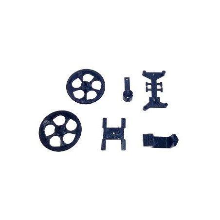 Conjunto de piezas 3D Escornabot