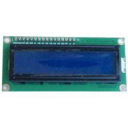 Display LCD con controlador