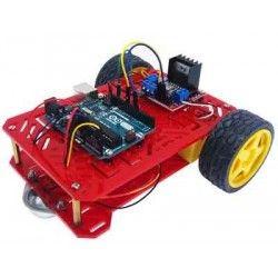 robot sigue linea con arduino