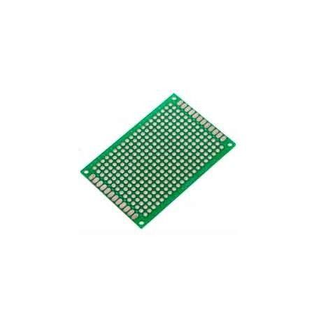 Miniplaca universal de conexiones 20x14