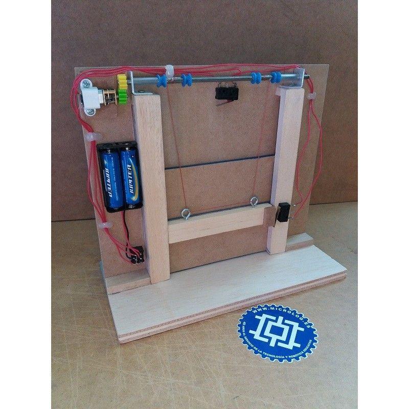 KIT Puerta guillotina